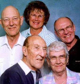 SCOTT'S MOM AND FAMILY